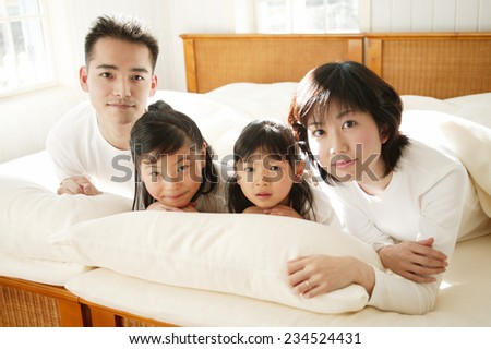 Image of a family