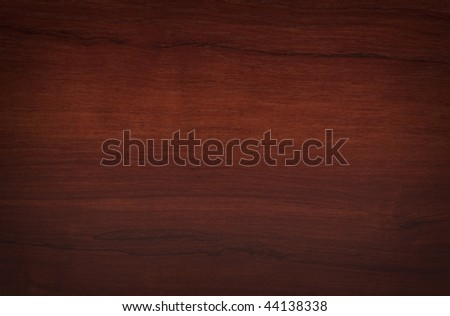 Image of a fine wood background - stock photo