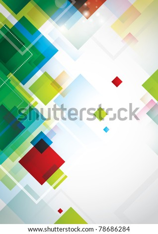 Image of abstract background - stock photo