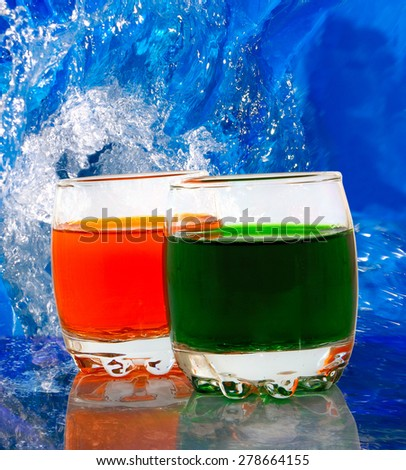 image of alcoholic drinks