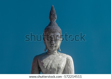 image of Buddha, Buddha statue buddha image used as amulets of Buddhism religion