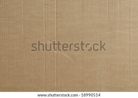 Image of cardboard texture. Good design element. - stock photo
