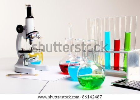 Worksheets Biology Laboratory Equipment image chemistry biology laboratory equipment stock photo 86142487 of or equipment