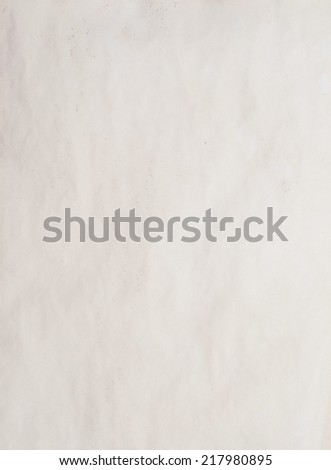 image of crumpled paper for background - stock photo