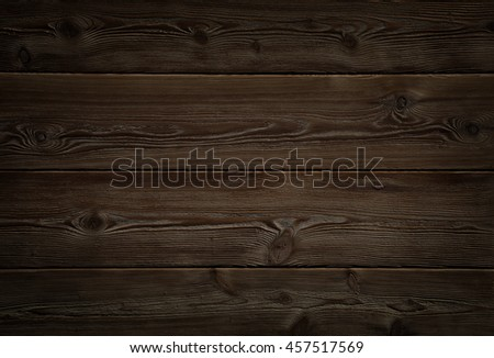 Image of dark bumpy wooden table top background - stock photo