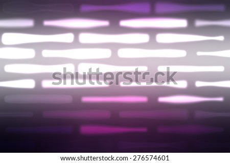 Image of defocused stadium lights.