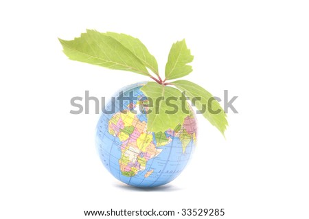 image of earth fruit - stock photo