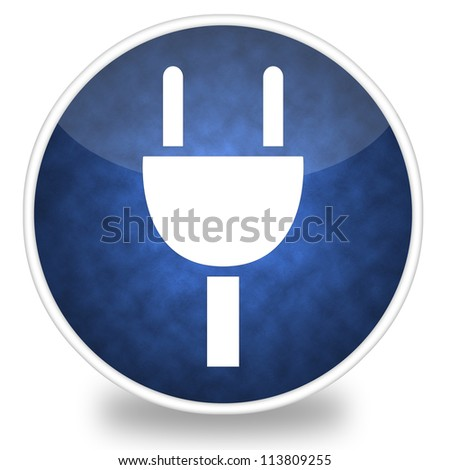 Image of power jack - stock photo