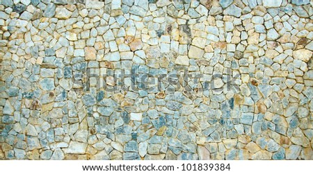 Image of texture of stone wall for background