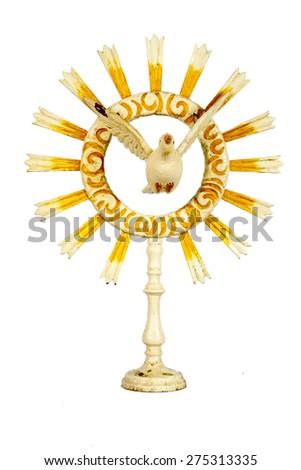 Image of the Holy Spirit /God's holy spirit - stock photo