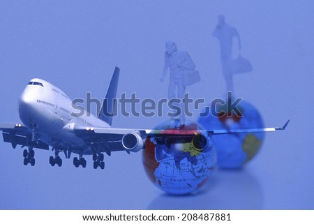 Image of the Overseas Travel - stock photo