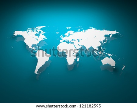 Image of World Map