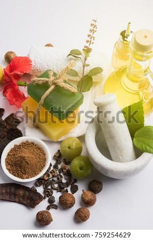 how to use amla reetha shikakai powder
