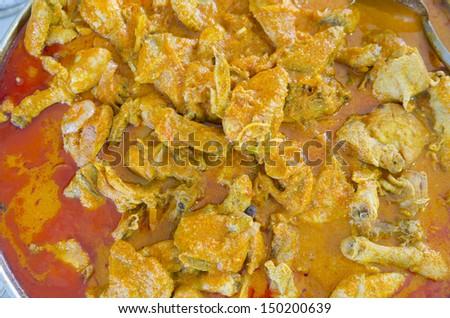 Indian food specialties - stock photo