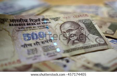 Indian Rupee,Rupee is the national currency of India