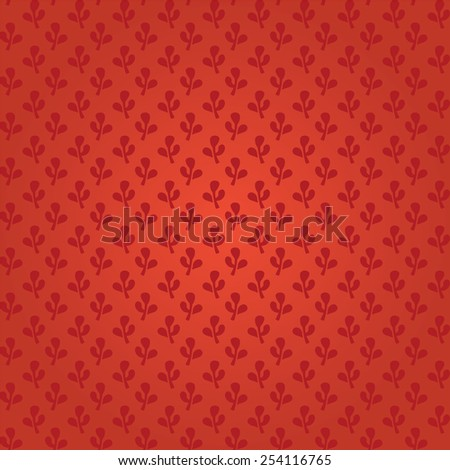 Indian seamless textile background, raster version - stock photo