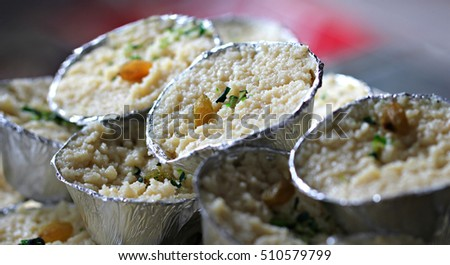 Indian special traditional sweet food Sandesh, indian dessert, Indian Food, Mithai