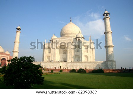 Indian Taj Mahal