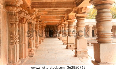 Indian Temple heritage