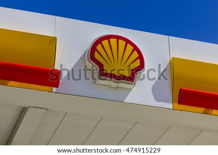 Shell Oil Logo Stock Photos, Royalty-Free Images & Vectors - Shutterstock