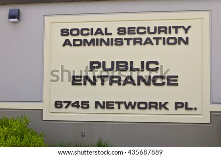 Stock images royalty free images vectors shutterstock - Local social security administration office ...