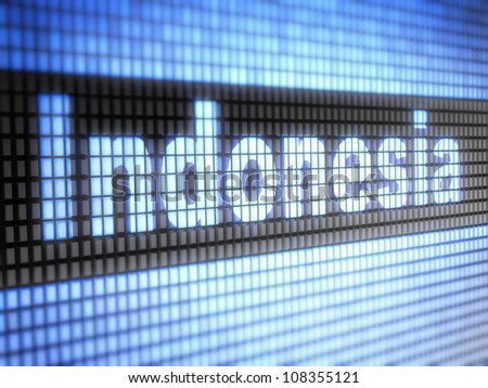 indonesia.  Full collection of icons like that is in my portfolio
