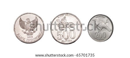 Indonesian coins
