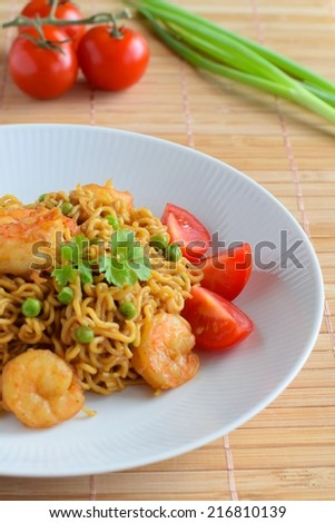 Indonesian Fried Noodle