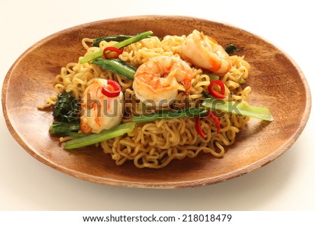 Stock Images similar to ID 145800524 - mie goreng mi goreng ...