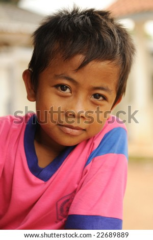 Indonesian Kid