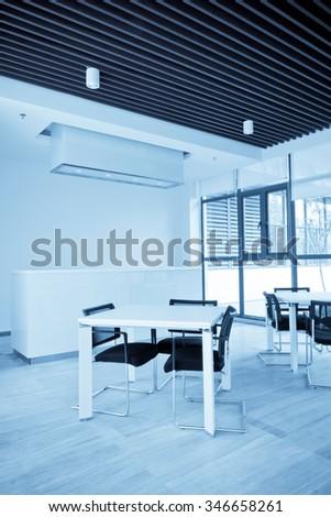 Indoor lounge - stock photo
