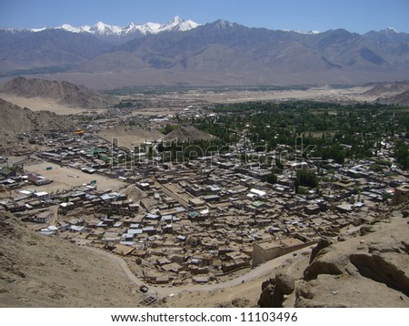 Indus Valley - stock photo