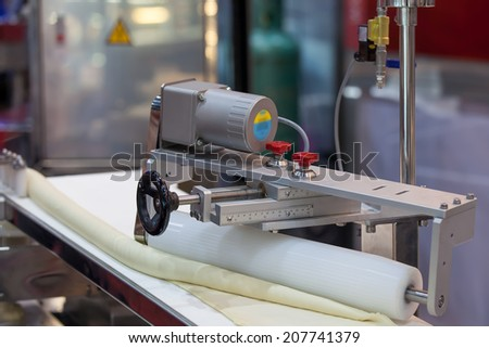 Industrail Machine for Process of Dough Making