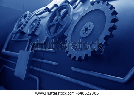 Industrial machinery and equipment