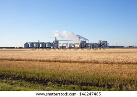 Industry - stock photo
