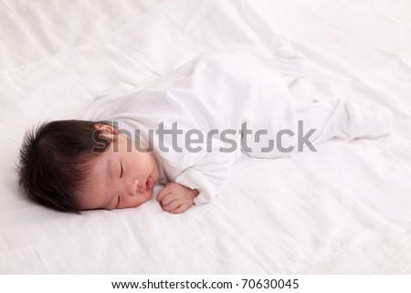 Infant - stock photo