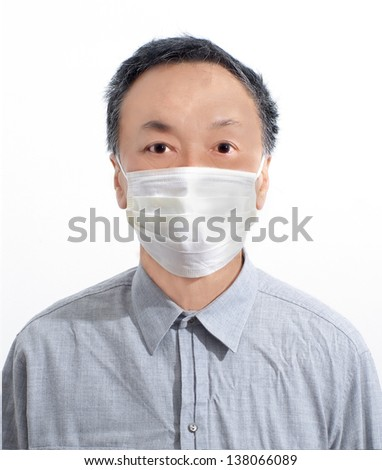 infection epidemic outbreak medical quarantine  containment hospital help with face covering mask for biohazard prevention such as ebola, tuberculosis, allergy.