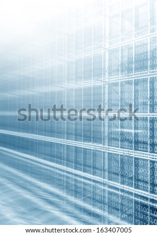 Information Systems - stock photo