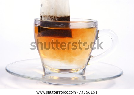 infusion of tea