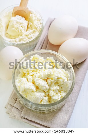 ingredient for dough - stock photo