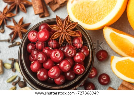 Morse stock images royalty free images vectors for Spiced cranberry sauce with orange and star anise