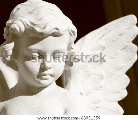 innocence - stock photo