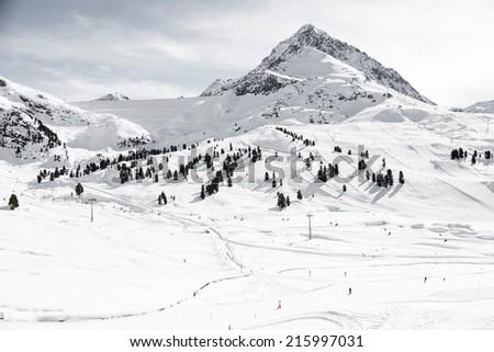 Innsbruck, Austria - stock photo