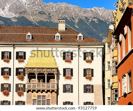 Innsbruck Golden Roof & Golden Roof Stock Images Royalty-Free Images u0026 Vectors | Shutterstock memphite.com