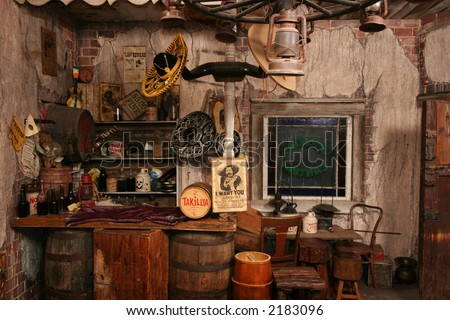 western saloon stock images royalty free images vectors shutterstock. Black Bedroom Furniture Sets. Home Design Ideas