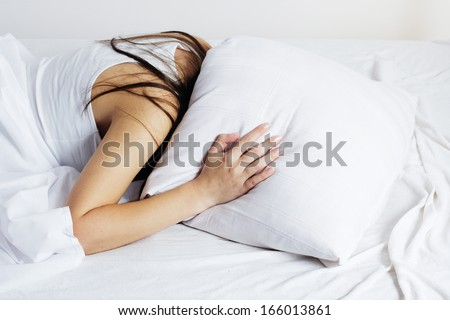 Insomnia  - stock photo