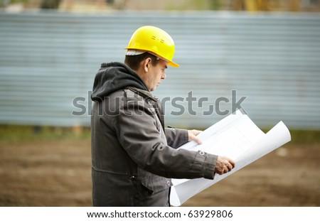 Inspector - stock photo