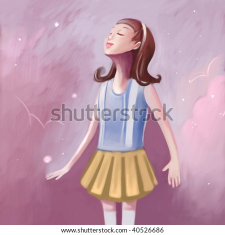 inspiration (search the word nikos for more) - stock photo