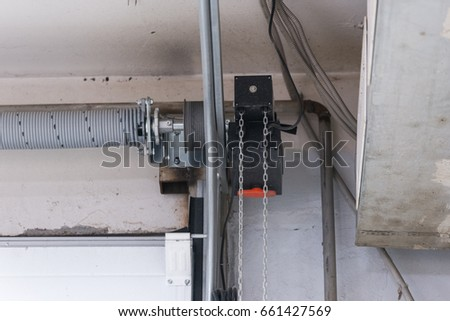 Installed industrial high-productive ventilation system