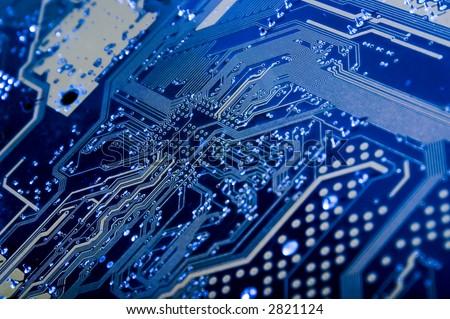 interface adapter - stock photo